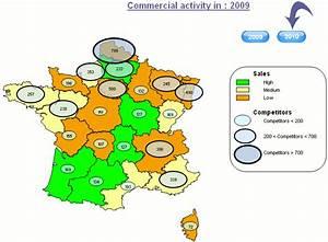 Marimekko Chart Powerpoint Excel Add On Para Visualização Informação Geográfica