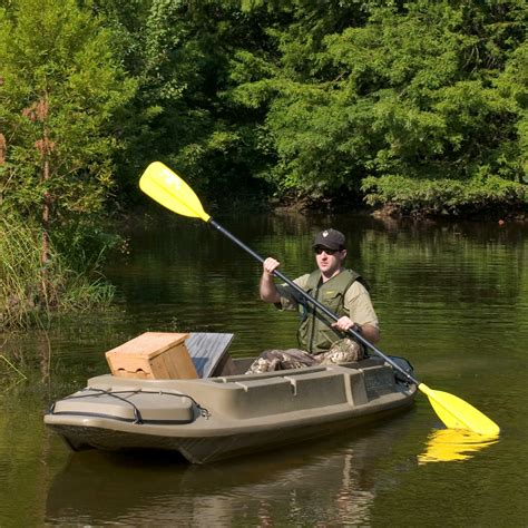 Stealth 1200 Sneakboat | Forestry Suppliers, Inc.