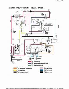 John Deere 737 Wiring Diagram