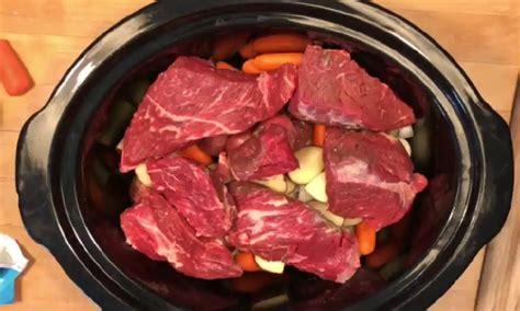 comment cuisiner un roti de boeuf voici comment cuisiner un rôti de boeuf à la mijoteuse