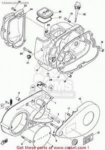 Yamaha Engine Covers