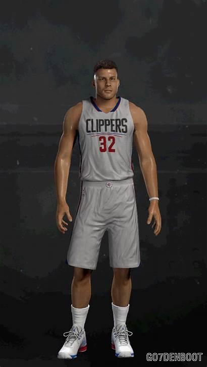 Blake Griffin Nba Adds Custom