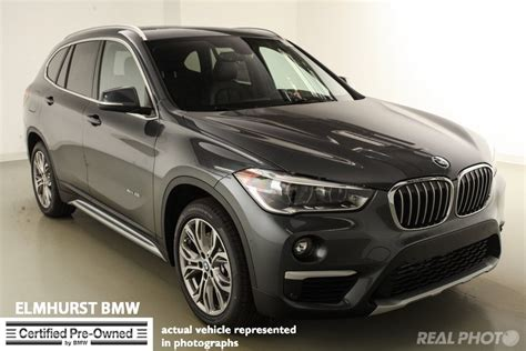 Certified Preowned 2016 Bmw X1 Xdrive28i Sport Utility In