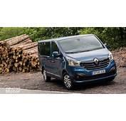 Prueba Renault Trafic Passenger Biturbo 120 CV  Furgos Y