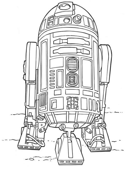 Clone Wars Free Colouring Pages