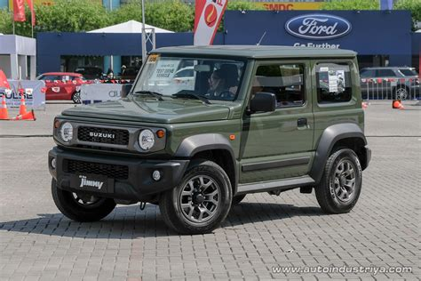 suzuki jimny  delayed  ph auto news