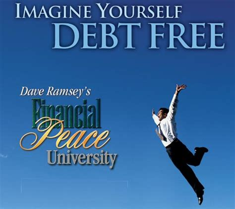 Dave Ramsey Financial Peace University At Fbc Rockwall