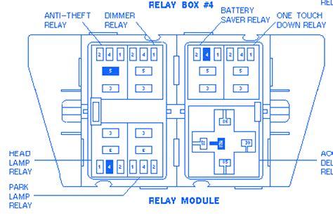 Ford Explorer Xlt Fuse Box Block Circuit Breaker