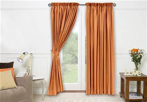 Burnt Orange Curtains, Burnt Orange And Isis On Pinterest