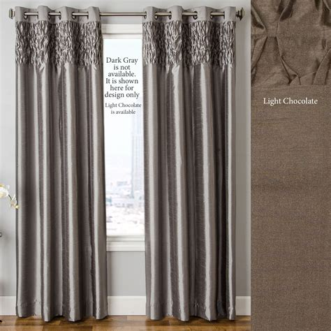 curtains with grommets grey curtains with grommets