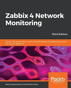 Download Zabbix 4 Network Monitoring  3rd Edition