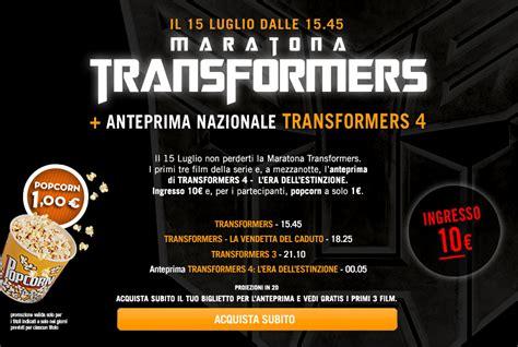 programmazione cinema porto allegro costo biglietto cinema the space etnapolis new release