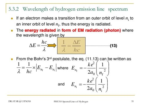 how to measure wavelength of light phy 310 chapter 5