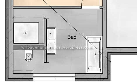 Twand Im Bad Installationen  Wir Bauen Unser Haus