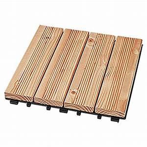 Terrassenplatten Holz Klicksystem : gardol comfort sichtschutz bambus optik 300 x 90 cm ~ Michelbontemps.com Haus und Dekorationen