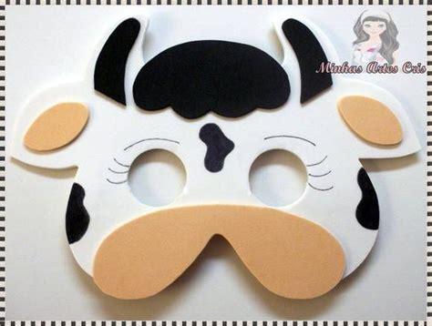 molde de mascara de vaca em pesquisa e v a mascaras molde and ems
