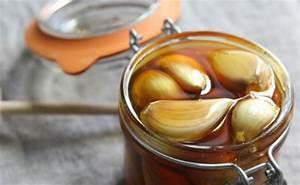 Настойка чеснока на спирту для чистки печени