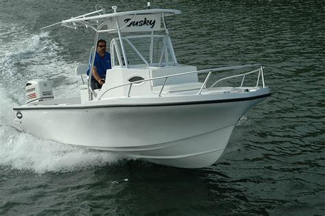 Dusky Boats by Dusky Marine Custom Built Offshore Shallow Water