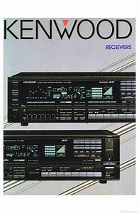 Kenwood Receivers - Product Catalogue