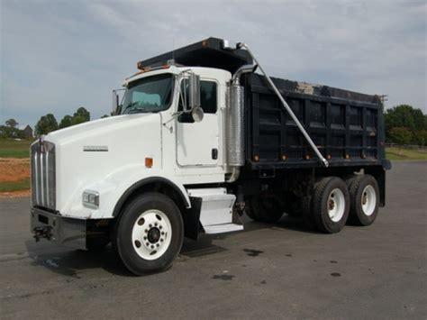 Kenworth Tandem Dump Truck Tandems And End Dumps Pinterest