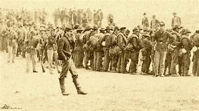 Soldiers Confederate Union Battle Chubachus Guerra Forks