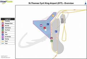 Cyril E King Airport - Tist - Stt