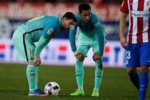 """Ronaldinho: """"Neymar está al mismo nivel de Messi y ..."""