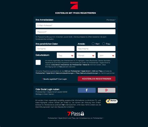 Pro7 Livestream Legal Und Kostenlos Online Sehen Giga