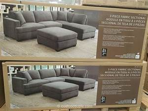 costco sectionals With 3 piece sectional sofa costco