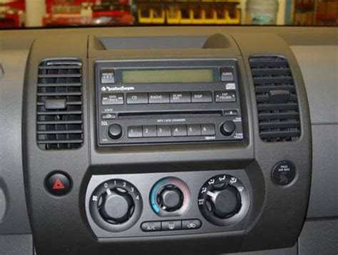 Factory Radio Information Second Generation Nissan