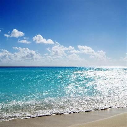 Ocean Ipad Wallpapers Nature Iphone Sea Sky