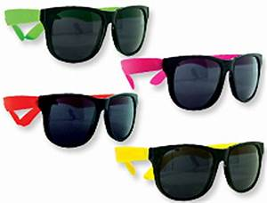 4FunParties Assorted Neon Sunglasses