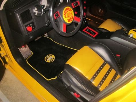 dodge charger srt super bee floor mats