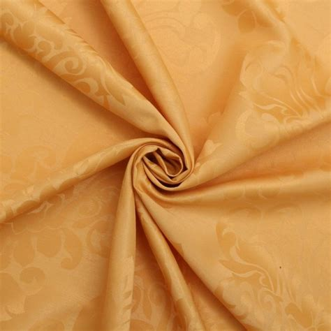 polyester faux silk jacquard floral damask curtain fabric