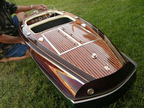Chris Craft Wooden Boat Model Kits by Our Boat Chris Craft Model Boat Plans