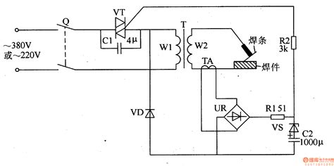 wrg  circuit diagram inverter welding machine