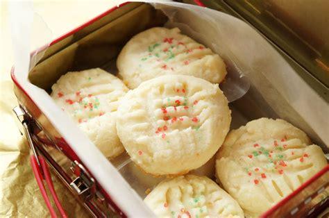 Make dinner tonight, get skills for a lifetime. cornstarch recipes shortbread cookies