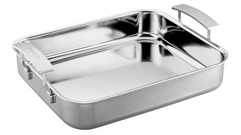 demeyere industry stainless steel roasting pan