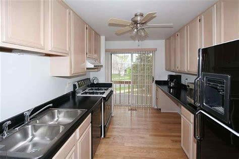 small kitchen galley small galley kitchens deductour 2355