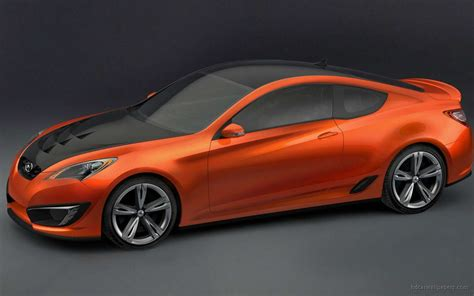 Hyundai Genesis Wallpaper by Hyundai Genesis Coupe Concept Hd Wallpapers Hd Wallpapers