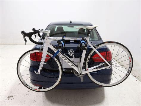vw bike rack volkswagen jetta thule archway xt 2 bike rack trunk