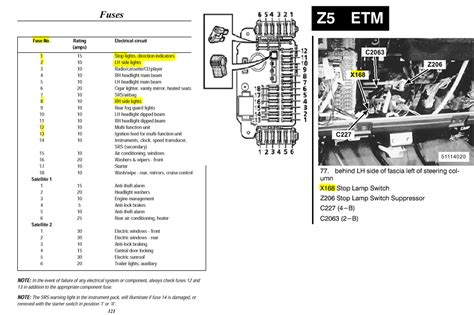 Light Wiring Diagram For 2002 Discovery by Brake Lights Not Working Land Rover Forums Land Rover