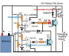 Best Battery Charger Circuit Images