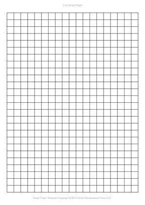 graph paper cm  printable graph paper paper template  printable paper template