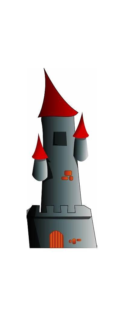 Tower Clipart Tangle Clip Clipartpanda Vector Clker