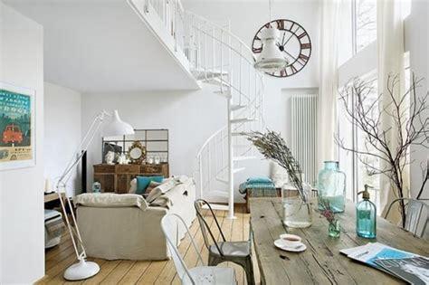 apartamento  aire vintage decoracion de interiores
