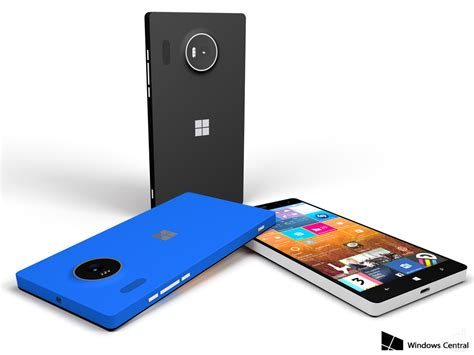 These Delicious Lumia 950 Xl (cityman) Renders Offer A
