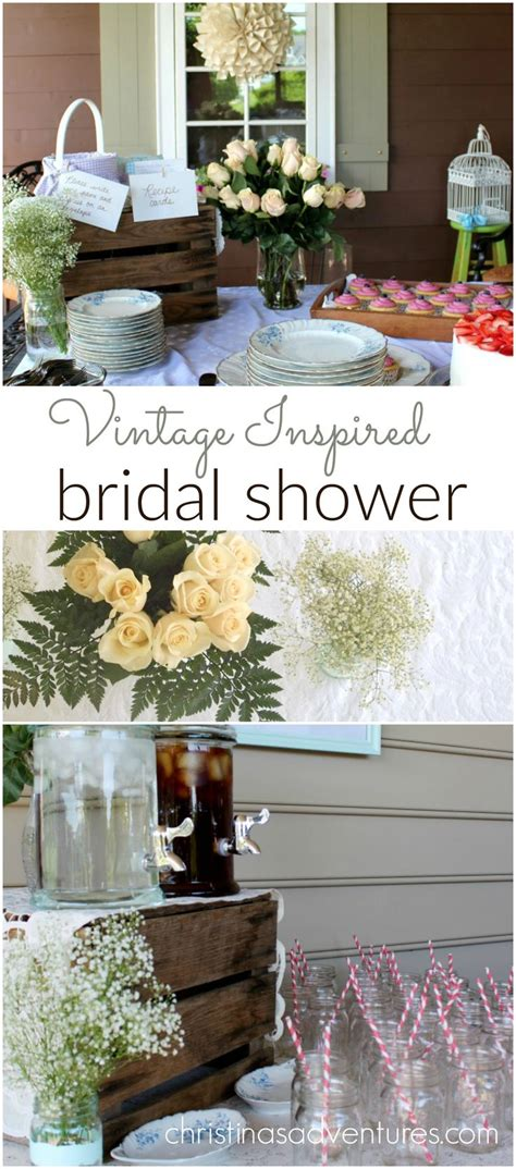 best 25 outdoor bridal showers ideas on pinterest
