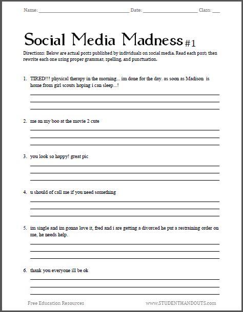 social media madness 1