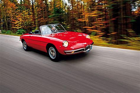 Alfa Romeo Duetto : Alfa Romeo Duetto La Festa Per I 50 Anni
